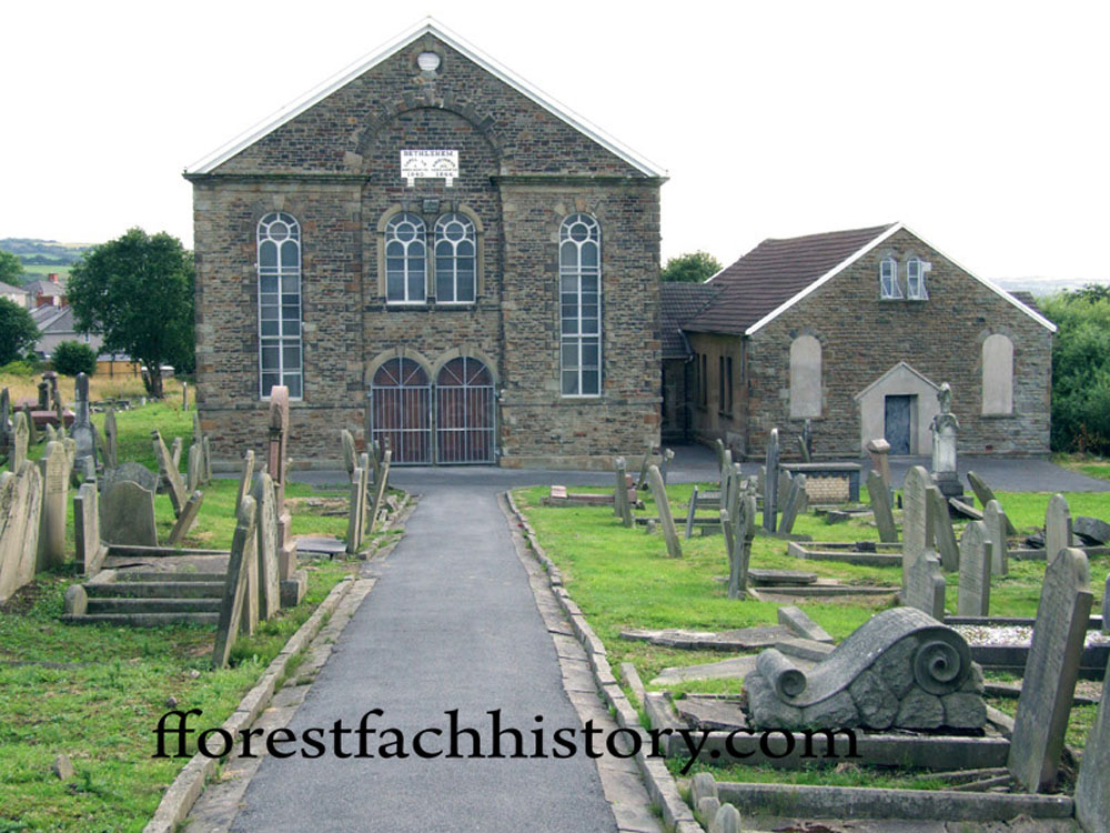 Bethlehem Chapel Fforestfach